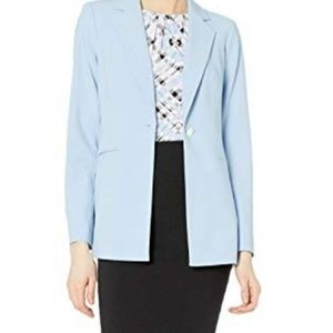 NWT Calvin Klein Lux Highline one button Jacket